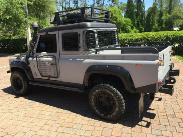 1991 Land Rover Defender 110 Extended Cab Pickup Classic