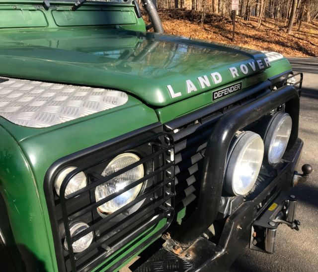 Land Rover Defender For Sale Nc: 1991 LAND ROVER DEFENDER 90 200TDi 4X4 ICON OFF ROAD READY
