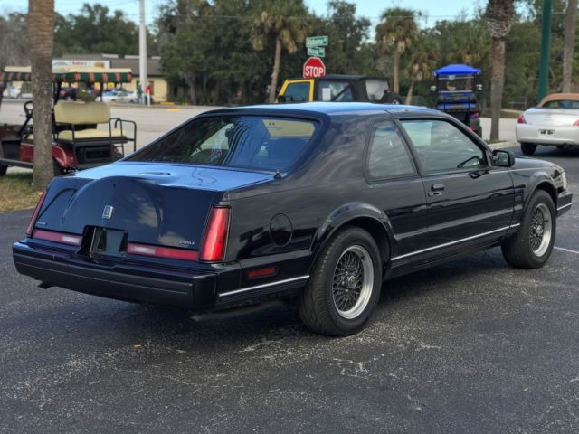 Lincoln Mark Vii Lsc K Original Miles V Sunroof Power Seats on 1991 Lincoln Lsc Mark Vii Engine
