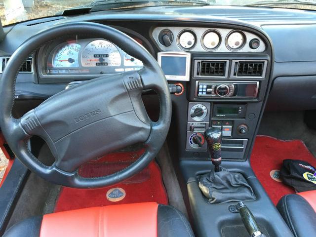 1991 Lotus Elan M100 Convertible 2 Door 1 6l Classic