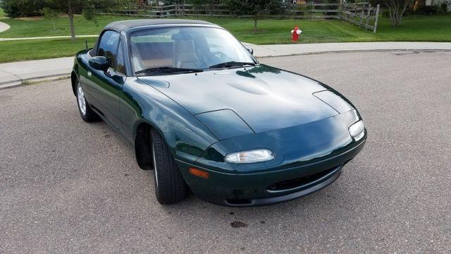 Mazda Of Erie >> 1991 Mazda Miata BRG Special Edition - Classic Mazda MX-5 ...