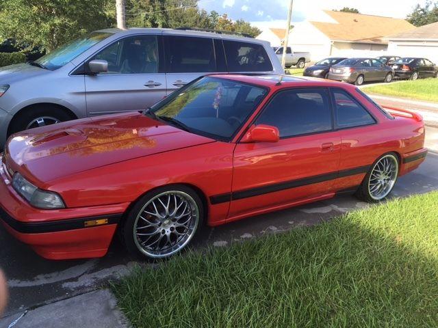 1991 Mazda Mx 6 Gt Classic Mazda Mx 6 1991 For Sale