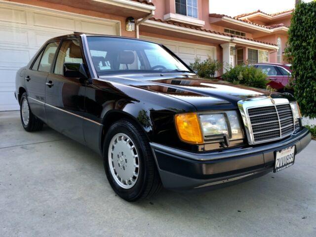 1991 mercedes 300e excellent w124 ce 300d e class w126. Black Bedroom Furniture Sets. Home Design Ideas
