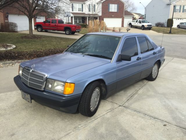 1991 mercedes benz 190e lexus bmw infiniti classic for 1991 mercedes benz 190e