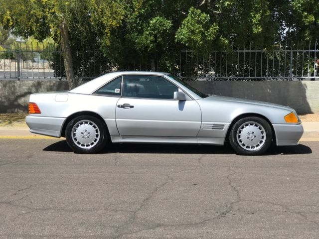 1991 mercedes benz 300 series 2dr convertible 300sl low for All mercedes benz