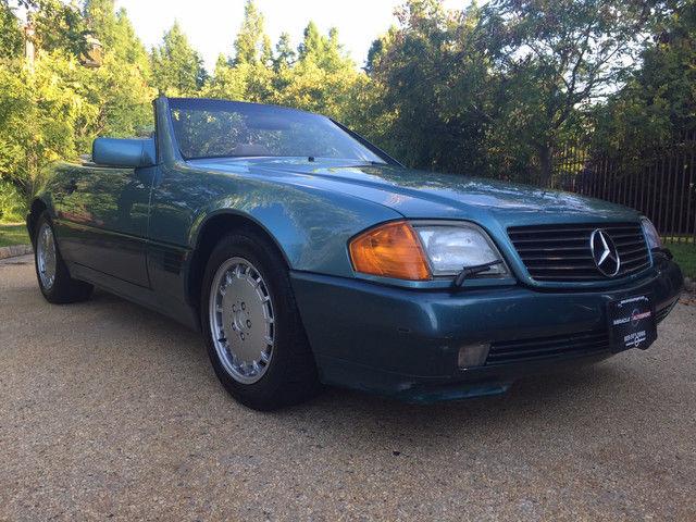 1991 mercedes benz 300 series 300sl 66 143 miles for Mercedes benz 300 convertible