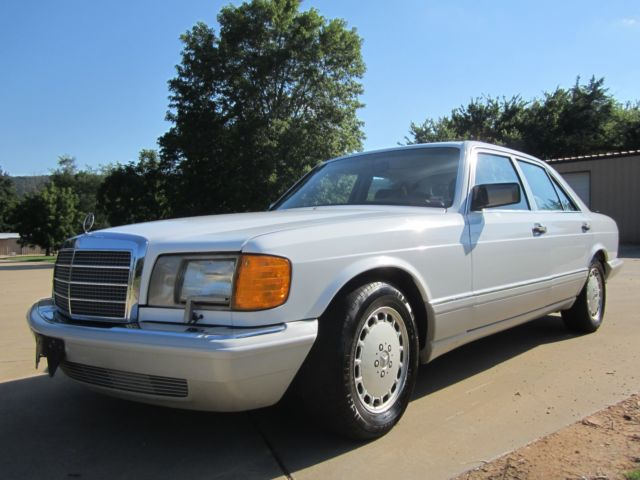 1991 mercedes benz 300 series 350 sd turbo diesel great for Mercedes benz 300 diesel