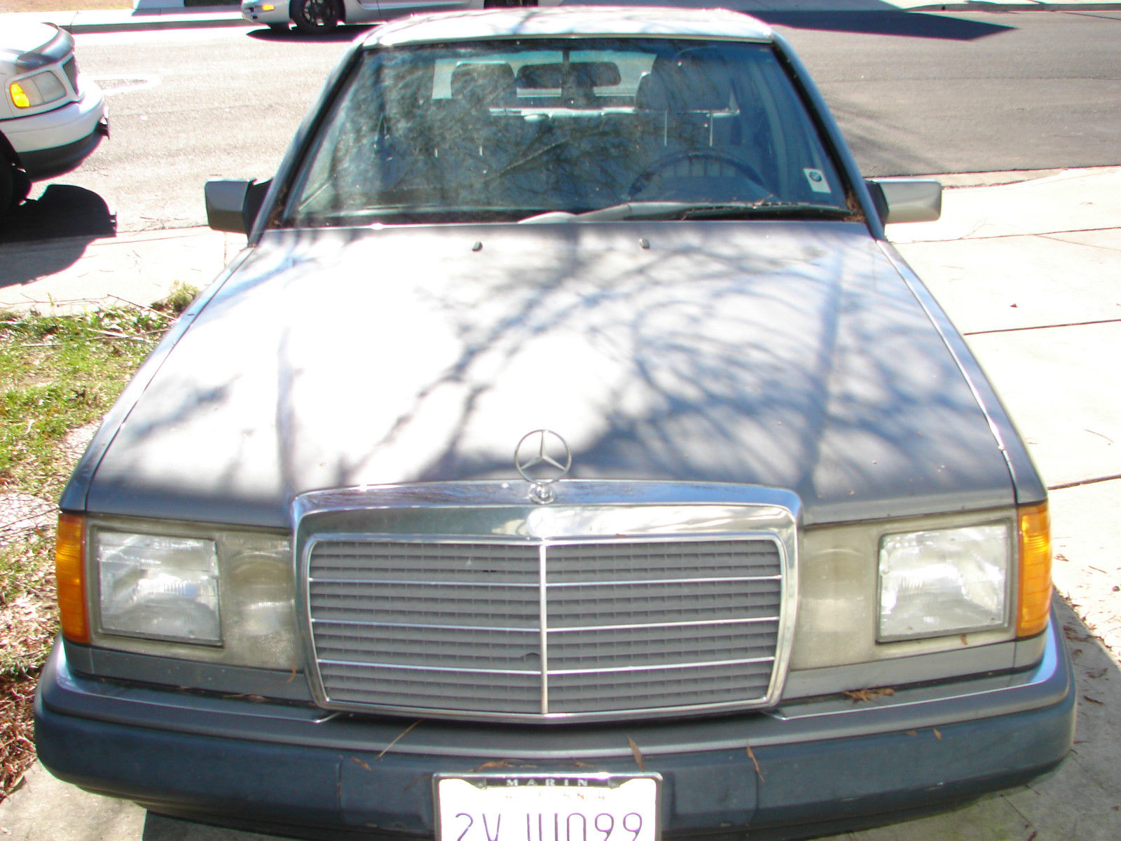 1991 mercedes benz 300e 2 6 auto 4 dr sedan sunroof for Mercedes benz sunroof