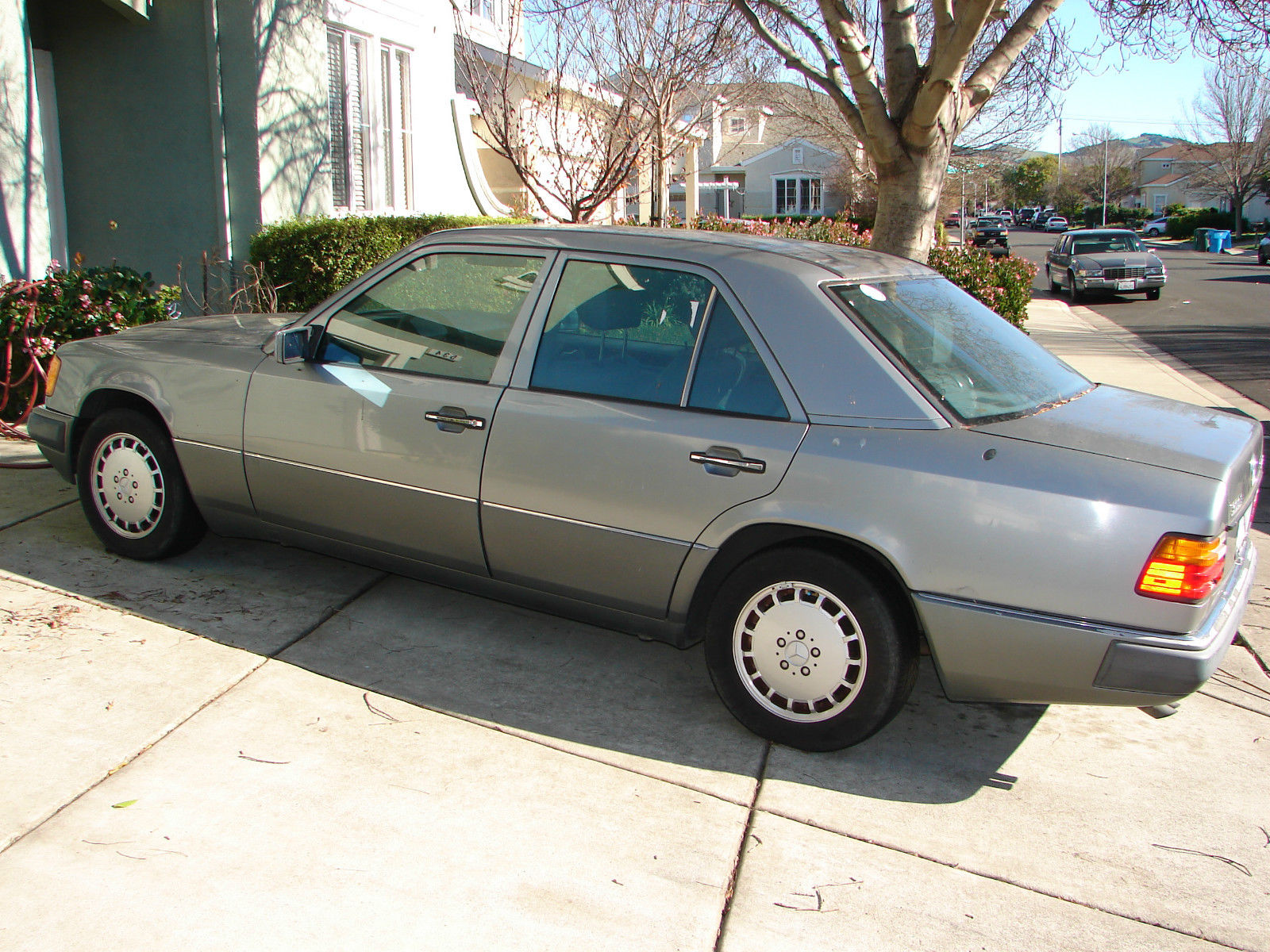 1991 mercedes benz 300e 2 6 auto 4 dr sedan sunroof for 1991 mercedes benz
