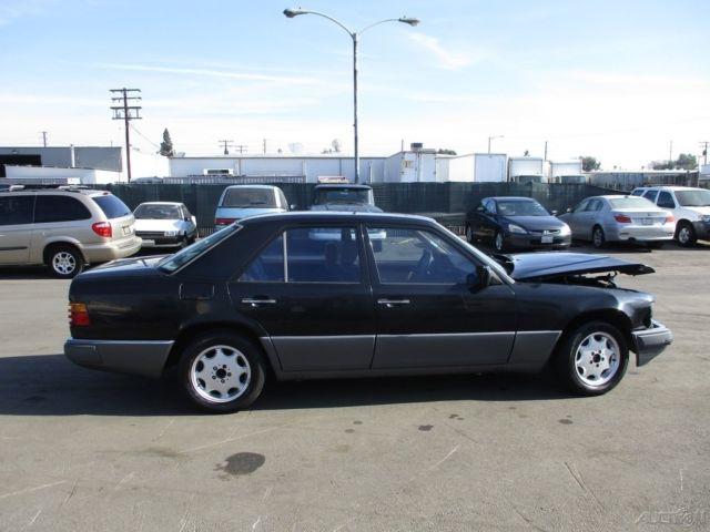 1991 Mercedes Benz 300e 4 Dr Used 3l I6 12v Automatic No