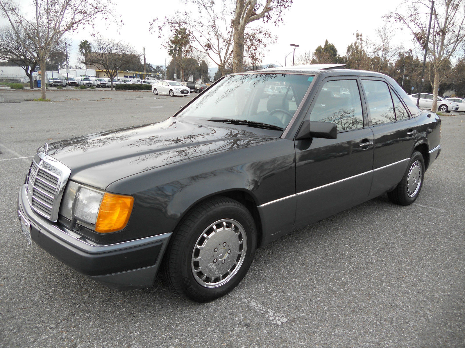 1991 Mercedes Benz 300e 4matic W124 71 400 Miles All