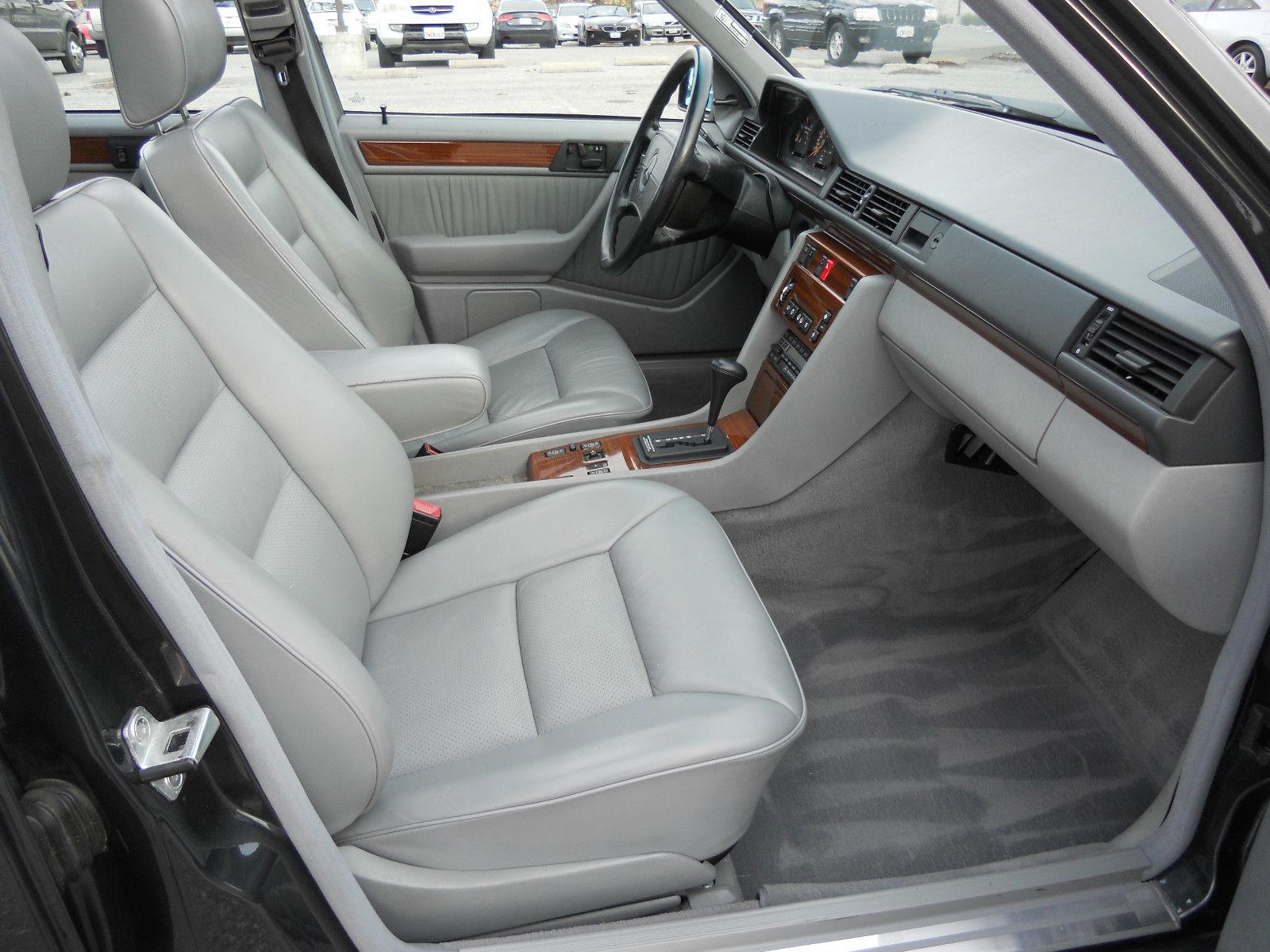 1991 Mercedes Benz 300e 4matic W124 71 400 Miles All Original No Reserve Classic Mercedes