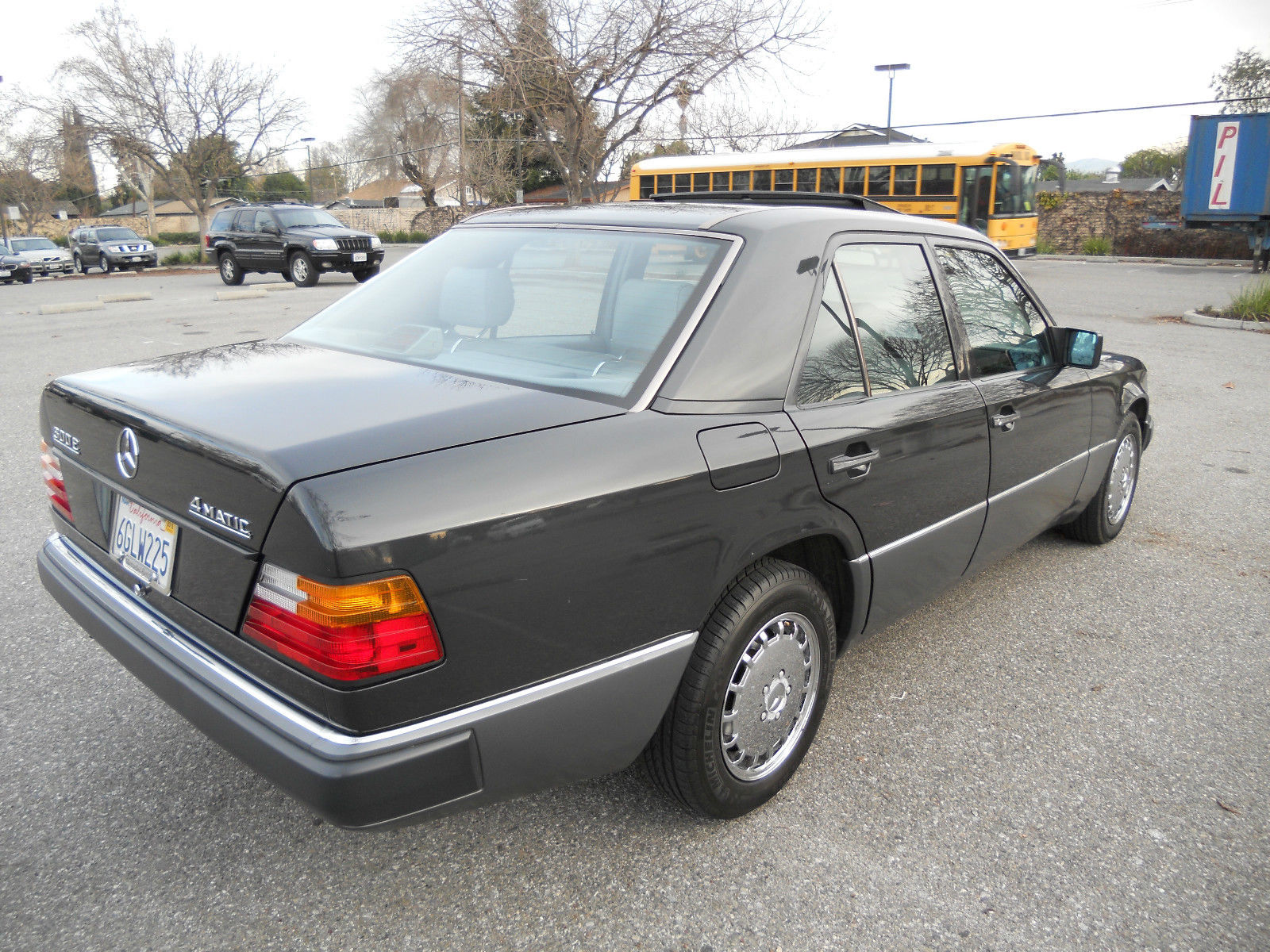 1991 mercedes benz 300e 4matic w124 71 400 miles all for Mercedes benz 300e for sale