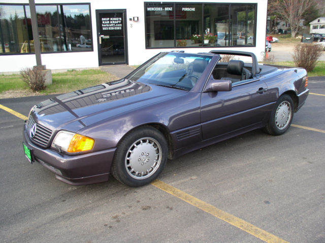 1991 mercedes benz 300sl coupe roadster classic mercedes for Mercedes benz sl coupe for sale