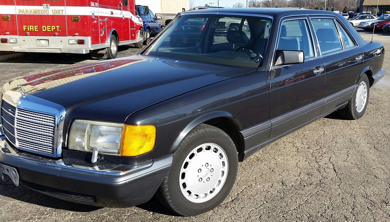 1991 mercedes benz 420sel base sedan 4 door 4 2l classic for 1991 mercedes benz 420sel