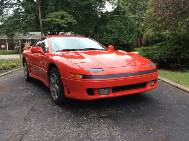 Police Cars For Sale >> 1991 Mitsubishi 3000gt VR4 VR-4 Twin Turbo All Wheel Drive ...