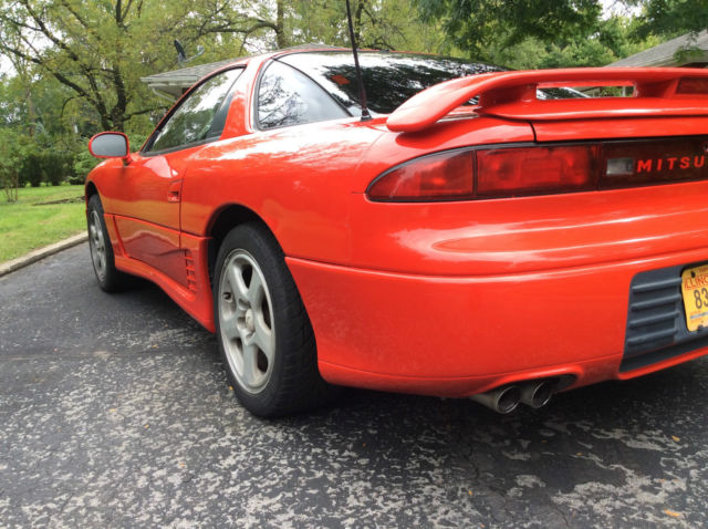 1991 Mitsubishi 3000gt VR4 VR-4 Twin Turbo All Wheel Drive ...