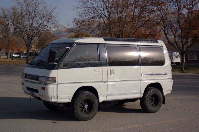 1991 Mitsubishi Delica L300 4x4 Turbo Diesel