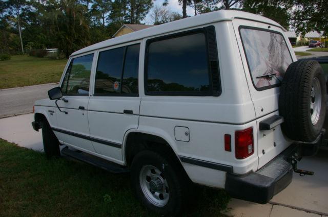 1991 montero 4x4 - Classic Mitsubishi Montero 1991 for sale