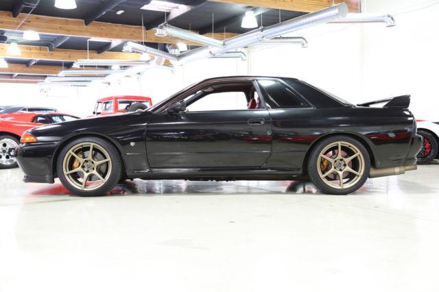 1991 Nissan Skyline Gt R R32 Legal Import Rb26 N1 Big