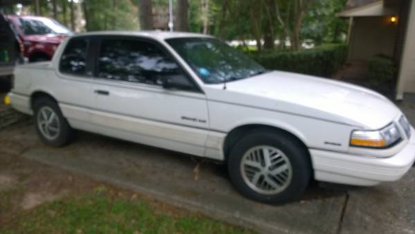1991 pontiac grand am classic pontiac grand am 1991 for sale smclassiccars com