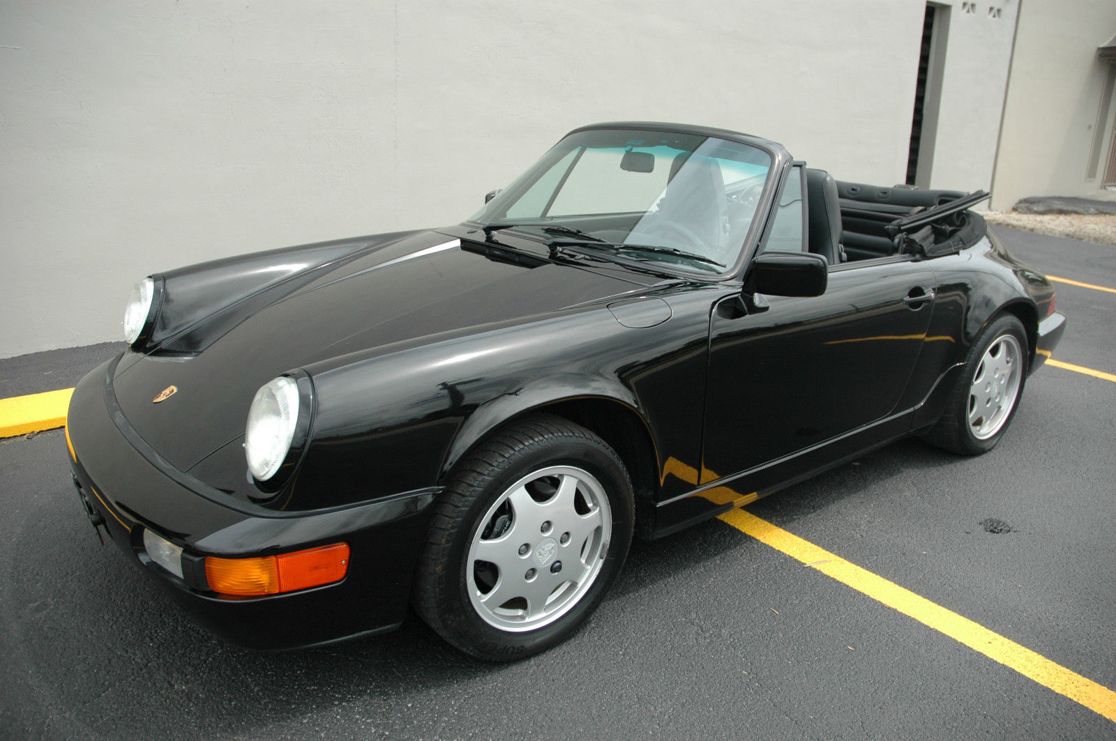 1991 porsche 911 carrera 4 convertible 2 door 3 6l. Black Bedroom Furniture Sets. Home Design Ideas