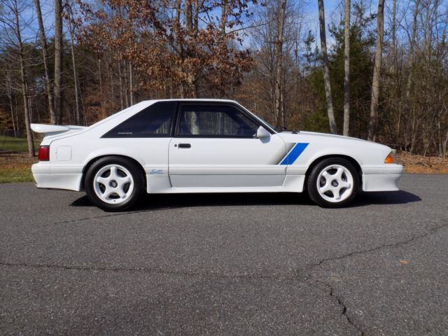 1991 saleen sc classic ford mustang 1991 for sale. Black Bedroom Furniture Sets. Home Design Ideas