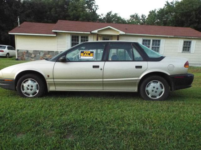 1991 Saturn Sl Base Sedan 4 Door 1 9l Classic Saturn S