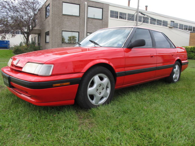 """Acura Of Troy >> 1991 Sterling 827Si (Think Acura Legend) """"Super Rare"""" 5"""