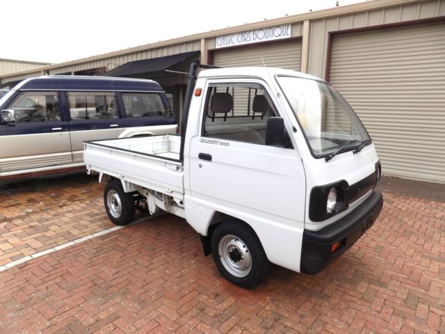 1991 suzuki carry mini truck rwd 4 speed atv utv classic car pickup honda subaru classic. Black Bedroom Furniture Sets. Home Design Ideas