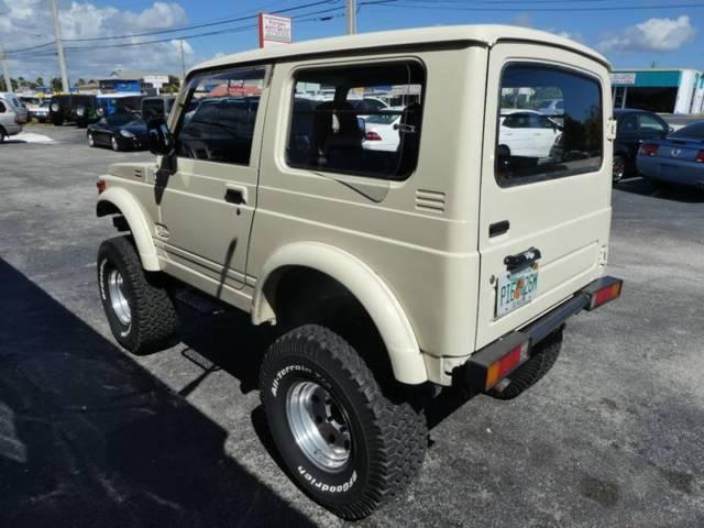 1991 suzuki jimny suzuki samurai 4x4 only 30 000 miles jdm suzuki samurai interior suzuki samurai gm alternator wiring #15