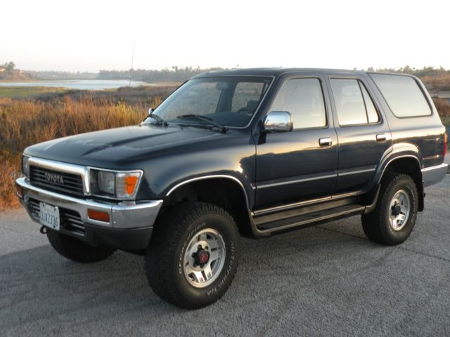 1991 toyota 4runner sr5 4x4 22re classic toyota 4runner 1991 for sale. Black Bedroom Furniture Sets. Home Design Ideas