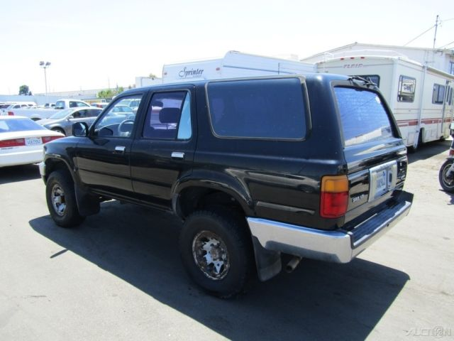 1991 toyota 4runner sr5 used 3l v6 12v automatic no reserve classic toyota 4runner 1991 for sale. Black Bedroom Furniture Sets. Home Design Ideas