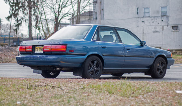 1991 toyota camry alltrac turbo awd prime built gen4 powered classic toyota camry 1991 for sale. Black Bedroom Furniture Sets. Home Design Ideas
