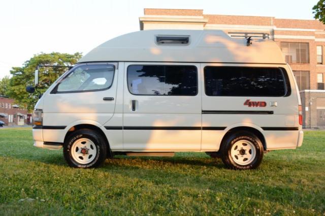toyota hiace wd diesel vw westfalia camper classic toyota hiace   sale