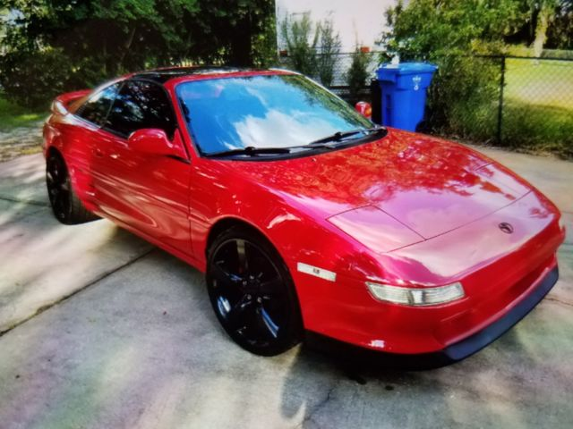 1991 toyota mr2 swapped v6 1mzfe classic toyota mr2 1991 for sale. Black Bedroom Furniture Sets. Home Design Ideas