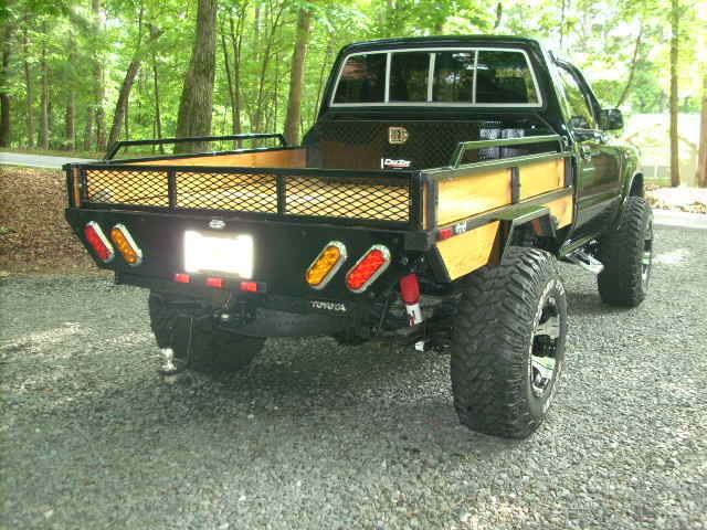 1991 Toyota pick up flatbed - Classic Toyota Other 1991 for sale