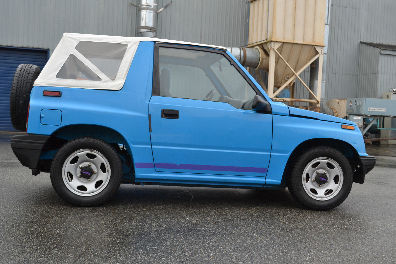 1991 tracker convertible manual 5 speed like sidekick