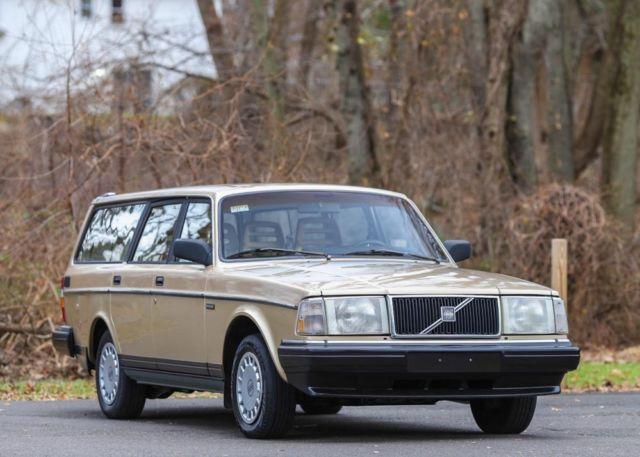 1990-93 Volvo 240   Consumer Guide Auto  1991 Volvo 240 Wagon