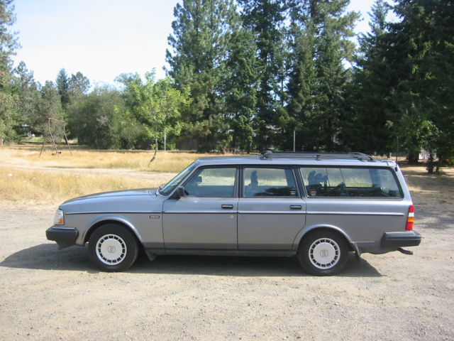 1991 Volvo 240 - Pictures - CarGurus   1991 Volvo 240 Wagon