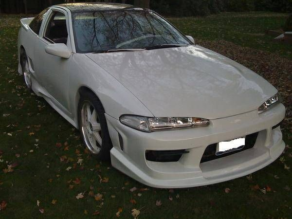 1999 Mitsubishi Eclipse GSX Specifications, Pictures, Prices |White Dsm Car