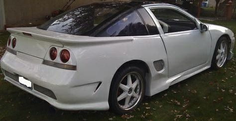Car Brake Pads >> 1992 1G DSM Mitsubishi Eclipse Custom Turbo Widebody Skyline R33 Tail lights - Classic ...