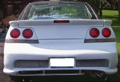 1992 1G DSM Mitsubishi Eclipse Custom Turbo Widebody Skyline R33 Tail lights - Classic ...
