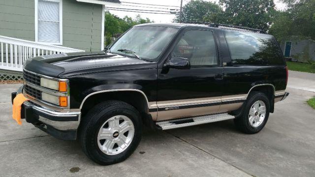 1992 2 door tahoe K5 Blazer, Yukon,Chevy, K10,C10,Swb ...