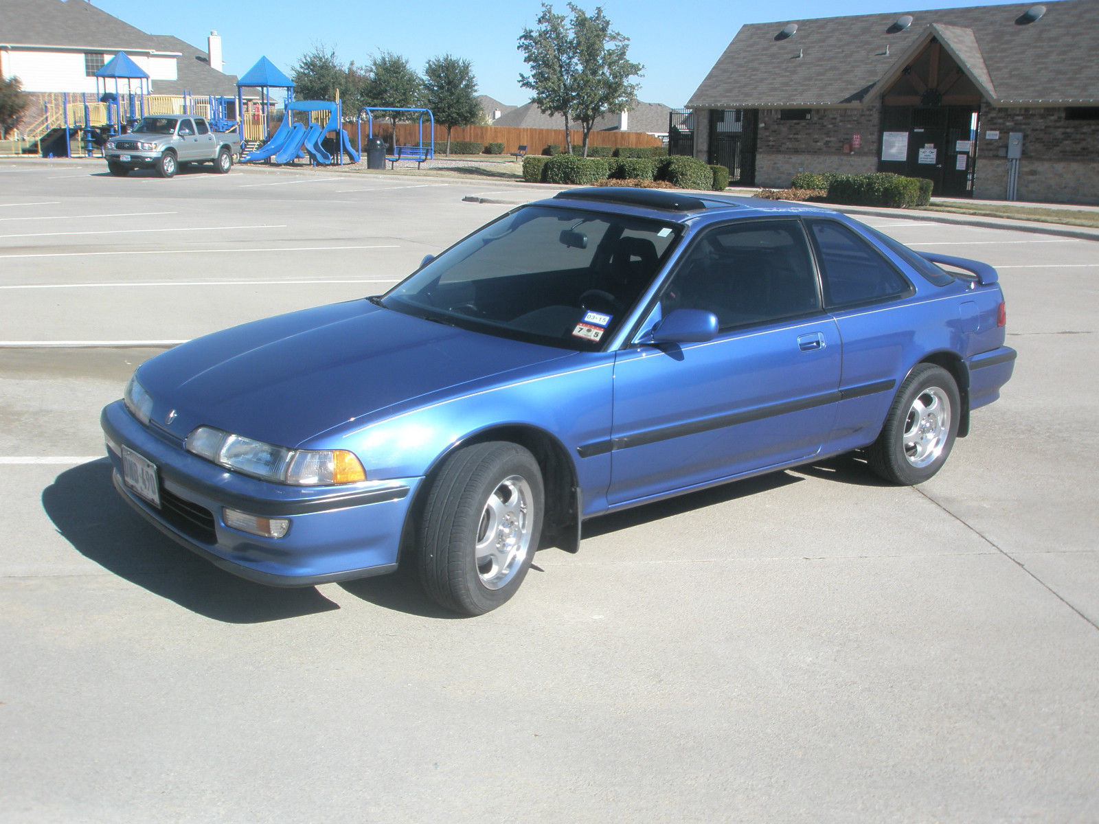 1992 Acura Integra Gs Hatchback 3 Door 18l Dark Blue Classic
