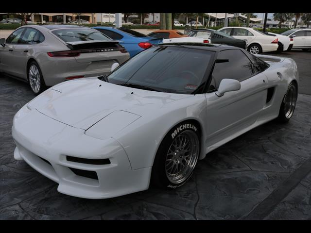 1992 acura nsx 82895 miles white 2dr coupe 5 speed manual classic acura nsx 1992 for sale. Black Bedroom Furniture Sets. Home Design Ideas