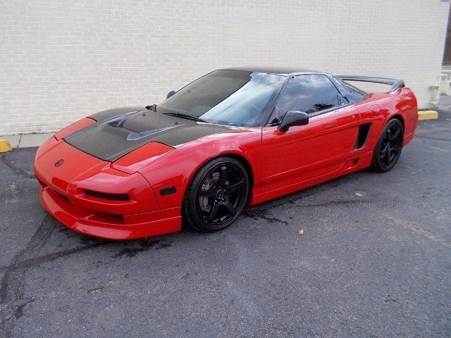 Acura NSX Custom Supercharged With Only K Miles Clean - 1992 acura nsx for sale