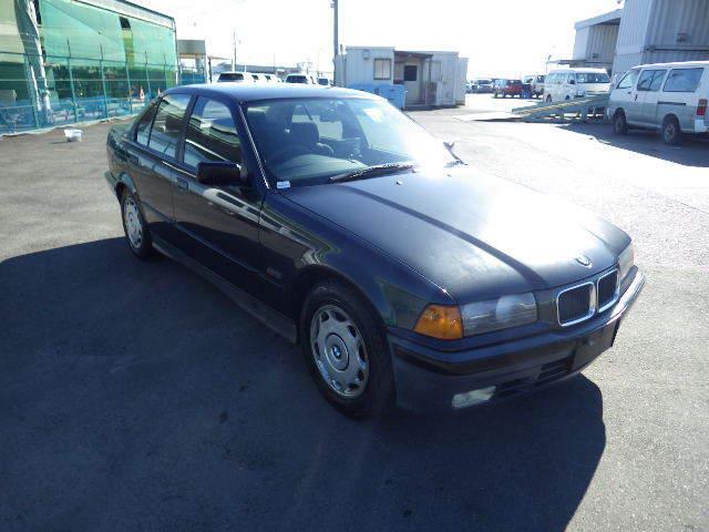 1992 Bmw 318i E36 Sedan 4 Door 1 8l Rhd Jdm Right Hand Drive Euro