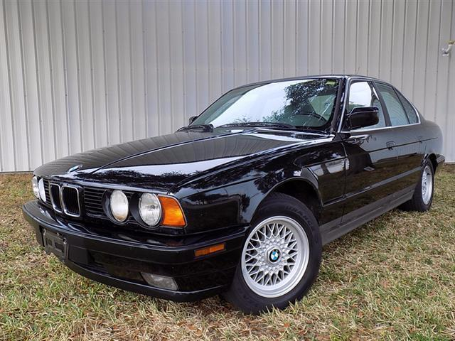1992 Bmw 525i Private Owner 5 Speed Manual 4