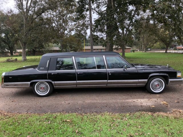 1992 Cadillac Brougham Limousine Get Rid Of Wiring Diagram